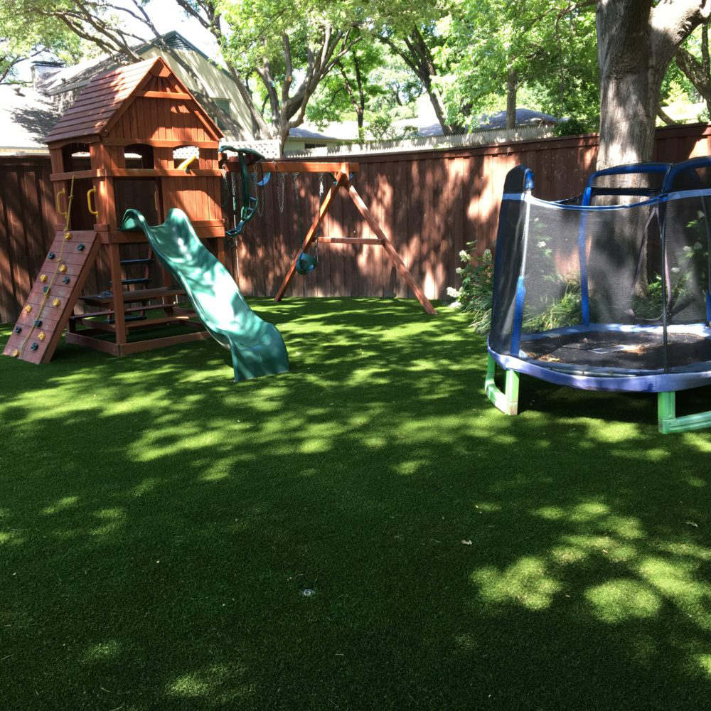 Artificial Turf Lawn & Playground