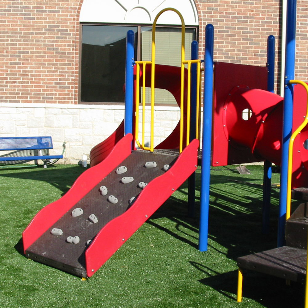 Synthetic Grass Playground Area