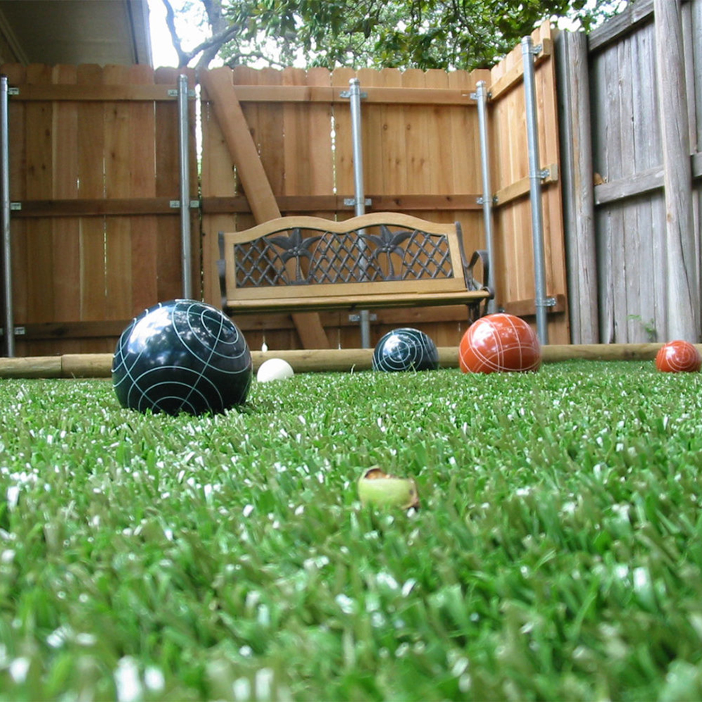 Synthetic Turf Playground Area