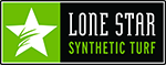 Smaller Lone Star Synthetic Turf Logo