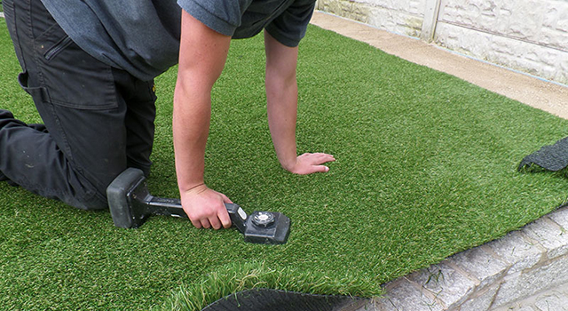 Professional Synthetic Turf Installation