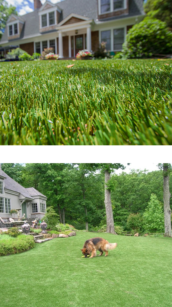 Synthetic Turf Grass Lawn